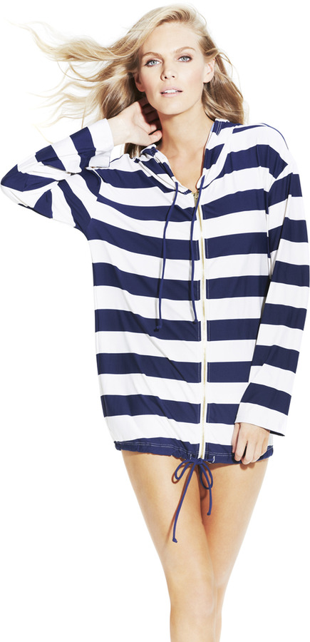 Vince Camuto Nautical Cover Up