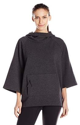 Lucy Women's Breathe and Believe Poncho $60.15 thestylecure.com