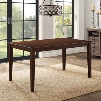 Better Homes & Gardens Better Homes and Gardens Bankston Dining Table, Multiple Finishes