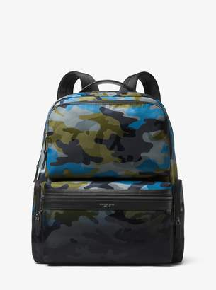 Michael Kors Kent Camouflage Cargo Backpack