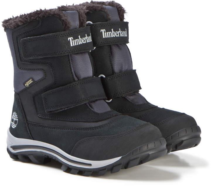 Timberland Kids Chillberg 2 Strap GTX Jet Black