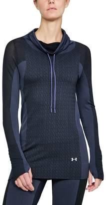 Under Armour TB Seamless Layer Sweatshirt - Women's