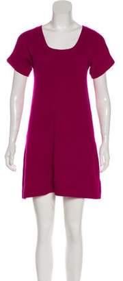 Diane von Furstenberg Cashmere Mini Dress