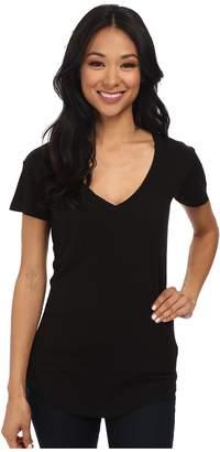 LAmade V-Pocket Tee - Tissue Jersey Women's Short Sleeve Pullover
