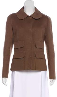 Marni Wool Button-Up Jacket