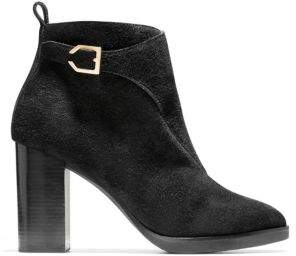 Cole Haan Harrington Grand Suede Riding Booties