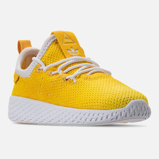 adidas Boys' Toddler Pharrell Williams Tennis HU Casual Shoes