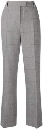 3.1 Phillip Lim straight-leg check trousers