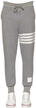 Thom Browne Intarsia Stripes Cashmere Sweatpants