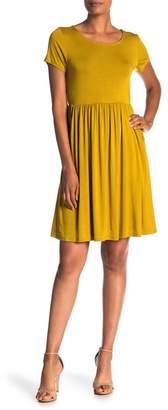 WEST KEI Short Sleeve Knit Dress
