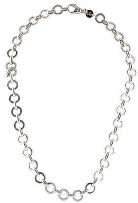 Movado Open Link Necklace