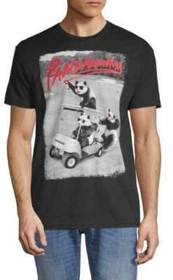 Riot Society Pandamonium Cotton Tee