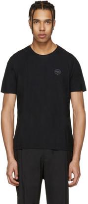 Fendi Black 'Fendi Bubble' T-Shirt $290 thestylecure.com