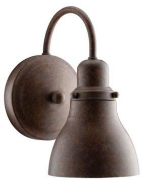 Sutter 1-Light Outdoor Sconce