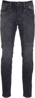 Jeckerson Black Sanded Jeans