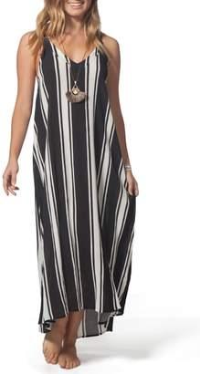 Rip Curl Your Love Stripe Maxi Dress