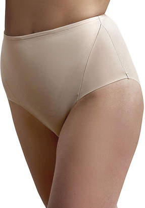 JCPenney NAOMI AND NICOLE Naomi And Nicole Waistline Comfort Leg Wonderful Edge Firm Control Control Briefs 7044