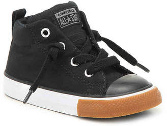 Converse Chuck Taylor All Star Street Toddler & Youth Mid-Top Sneaker - Boy's