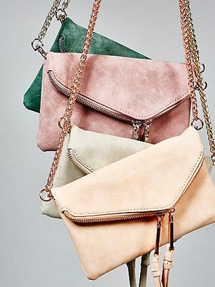 Twin City Vegan Crossbody by Free People $28 thestylecure.com