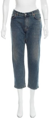 Acne Studios Row Mid-Rise Jeans w/ Tags