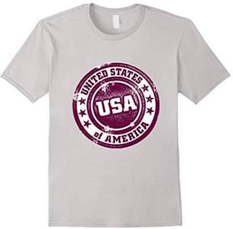 United States Of America Pride T Shirt. America Tshirt