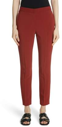 Rosetta Getty Stretch Cady Skinny Trousers
