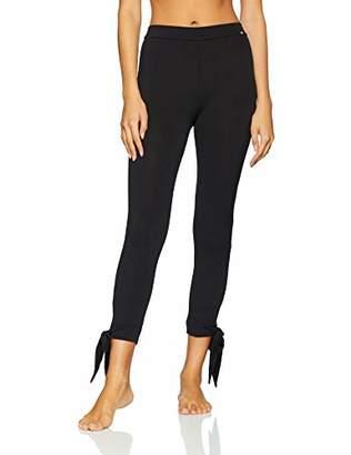 d480354ccd Skiny Women's's Yoga & Relax Performance Midi Leggings 7/8 Sports Tights  Black 7665,