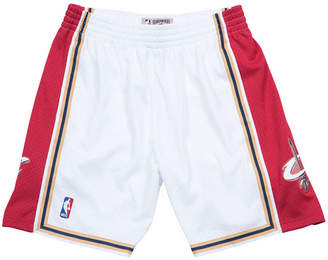 Mitchell & Ness Men Cleveland Cavaliers Swingman Shorts