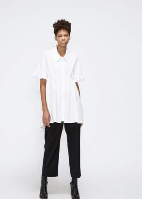 Xiao Li Short Sleeve Baby Shirt Dress