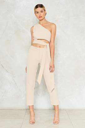 Nasty Gal Pant the Seeds of Change Tailored Pants