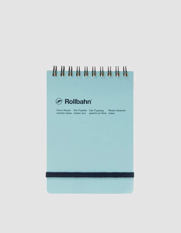 Rollbahn Spiral Notebook Flip Memo 4