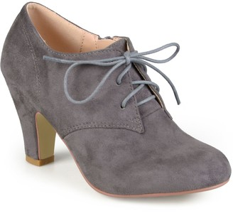Journee Collection Leona Women's Oxford High Heels