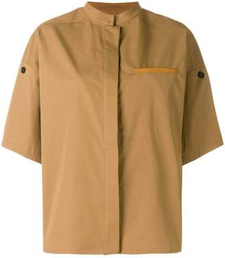 Yves Salomon short sleeve shirt