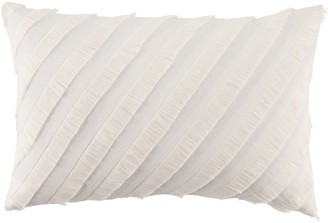Lauren Conrad Fringe Oblong Throw Pillow