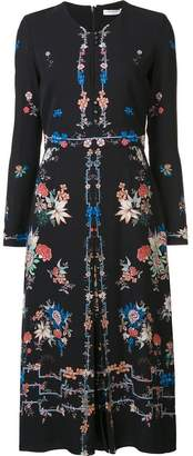 Vilshenko floral print dress