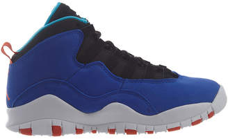 Jordan Air 10 Retro Leather Sneaker