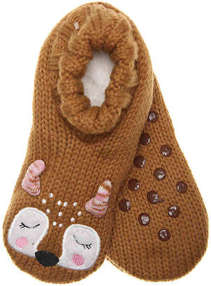 Mix No. 6 Fox Slipper Socks - Women's