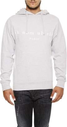 Ih Nom Uh Nit Unisex Logo Print Hoodie