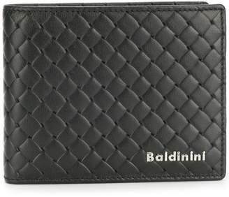 Baldinini woven wallet