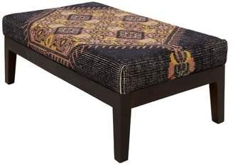Surya 17 Global-Inspired Rectangle Bench