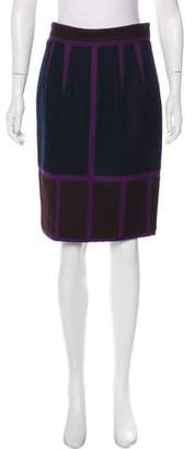 Proenza Schouler Wool Knee-Length Skirt