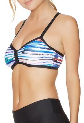 Next Perfect Alignment In Training 2 Floating Bikini Top $64 thestylecure.com