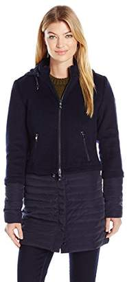 Armani Jeans Women's Mix and Match Coat