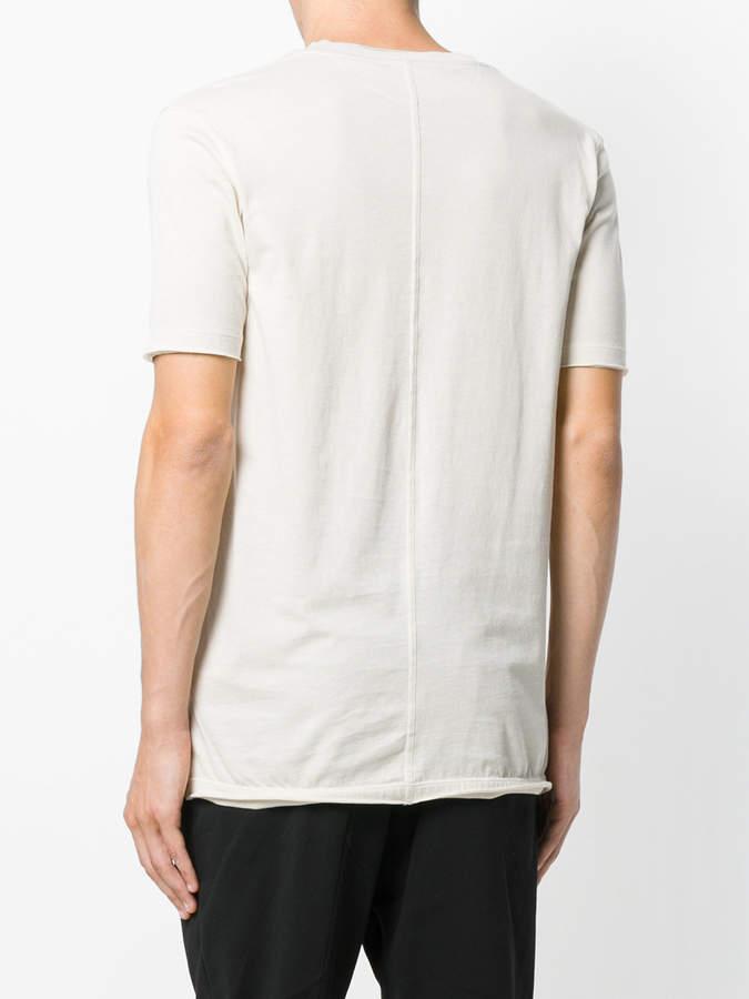 Damir Doma head graphic T-shirt