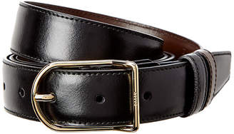 Bally Dross Adjustable Leather Belt