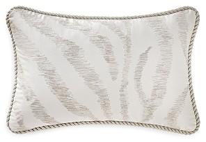 Marcello Stitch Decorative Pillow, 12 x 18