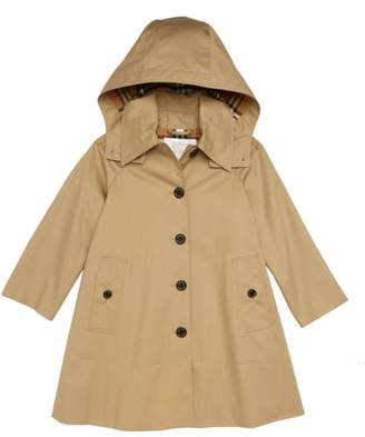 Burberry Bethel Swing Coat