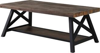 Worldwide Homefurnishings Worldwide Home Furnishings Langport Coffee Table