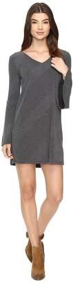 Brigitte Bailey Berne Bell Sleeve Sweater Dress Women's Dress