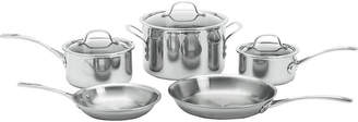 Calphalon Tri-Ply 8-pc. Stainless Steel Cookware Set